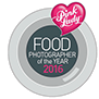Pink Lady Food Photographers of the Year award logo.
